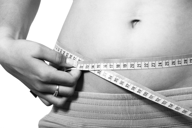 Measure yourself - why do women over 40 put on weight?