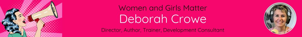 DeborahJCrowe.com